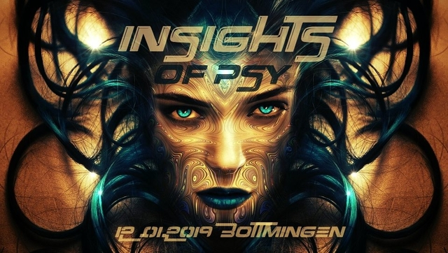 Party Flyer Insights of Psy - Part two 12 Jan '19, 22:00