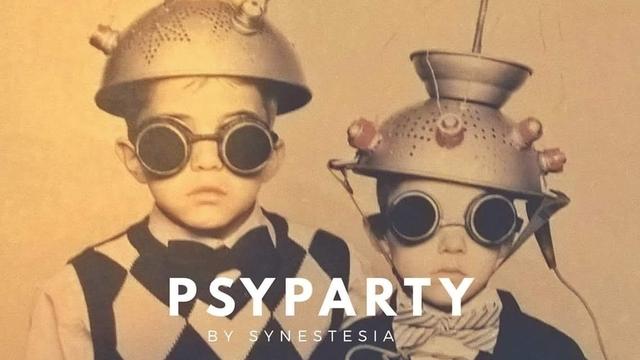 Party Flyer Psyparty 30 Jan '19, 22:00