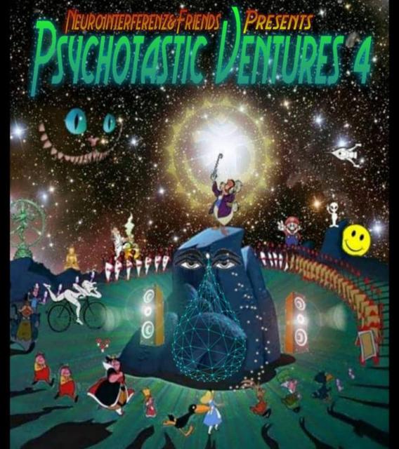 Party Flyer Psychotastic Ventures 4 9 Mar '19, 22:00