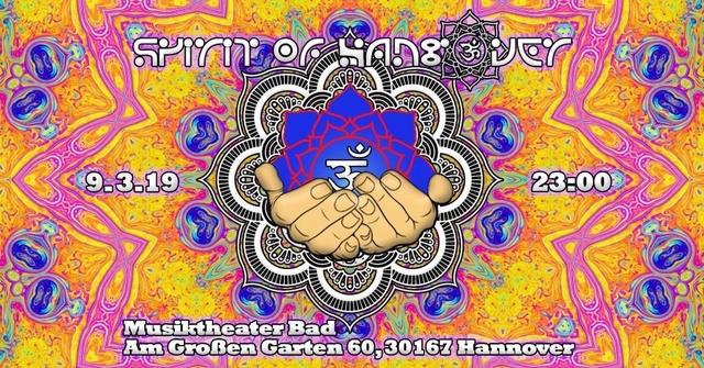 Party Flyer Spirit of Hangover 9 Mar '19, 23:00