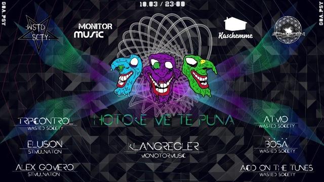 Party Flyer HOTOKE ME TE PUNA - Morgestraich Edition 10 Mar '19, 23:00