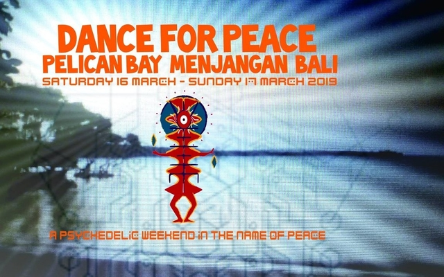 Party Flyer Dance For Peace 16 Mar '19, 16:00