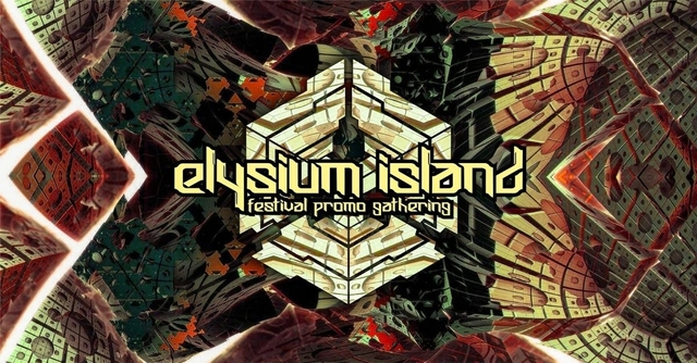 Party Flyer Elysium Island Promo Gathering 16 Mar '19, 21:00