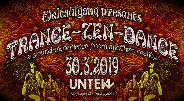 TRANCE-ZEN-DANCE 30 Mar '19, 23:00