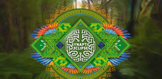 Party Flyer Waldfrieden invites Synaptic Eclipse 6 Apr '19, 22:00