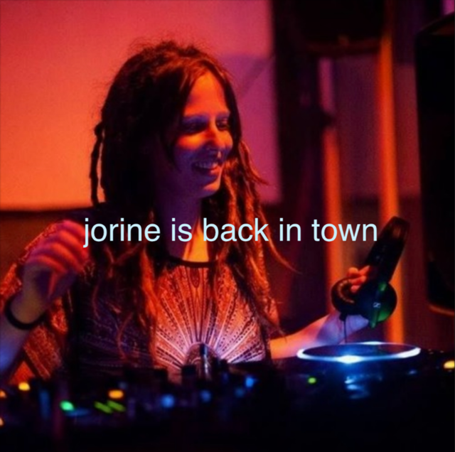 jorine homecoming party 13 Apr '19, 21:00