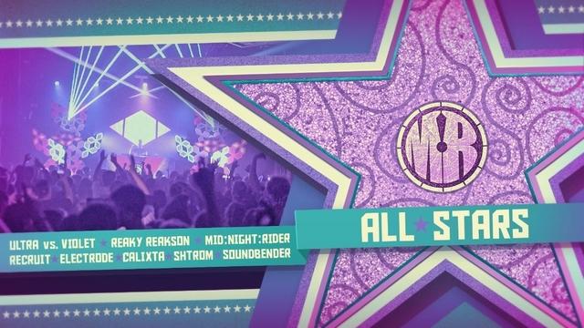 Party Flyer Midnight Resurrection All★Stars - Season Closing 26 Apr '19, 22:00