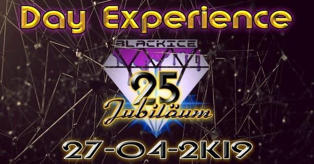 Day Experience 25 -Jubiläum- 27 Apr '19, 23:00
