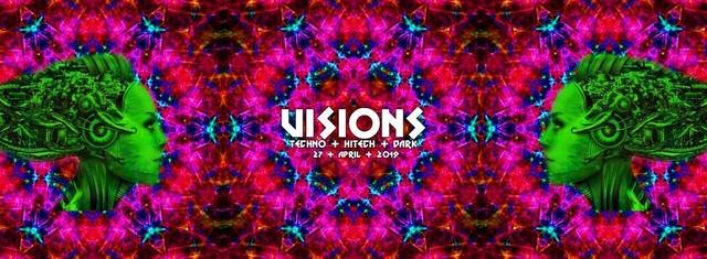 M-Bia Closing by Visions/ Techno & Hitech, Darkpsy |5€ bis 0 Uhr 27 Apr '19, 23:00