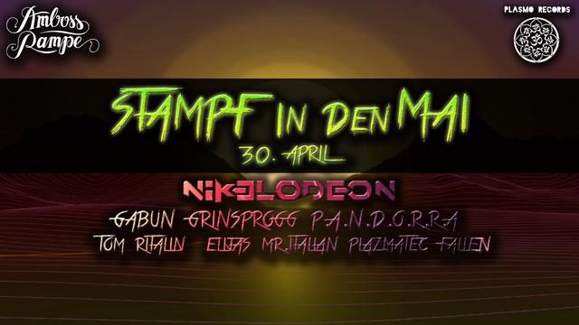 Party Flyer Tanz In Den Mai 30 Apr '19, 22:00