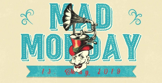 Mad Monday • Psychedelic Theatre Berlin Showcase 13 May '19, 23:00