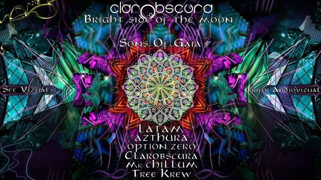 Party Flyer Sons Of Gaia Promo Party 24 May '19, 22:00