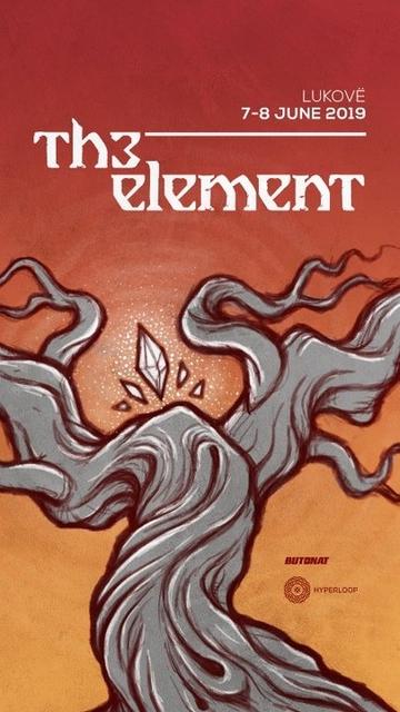 Party Flyer The Element 7 Jun '19, 18:00