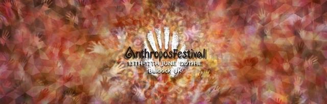 Anthropos Festival 13 Jun '19, 09:00