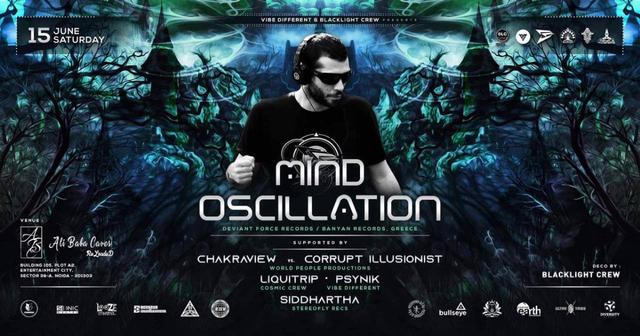 Mind Oscillation Live in Delhi 15 Jun '19, 21:00