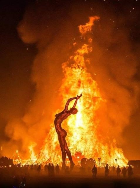Party Flyer Burning Hexenpilz 3 21 Jun '19, 22:00