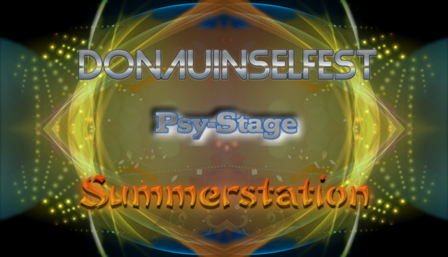 Party Flyer Psytrance Stage @ Donauinselfest 21 Jun '19, 14:00
