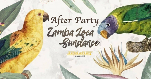 Party Flyer After Party Sundance 2019 22 Jun '19, 22:00