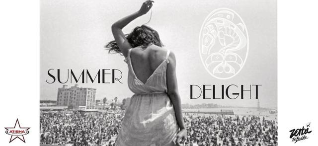Party Flyer Atisha´s: Summer Delight (TranceDance Special) 22 Jun '19, 22:00