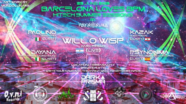 Barcelona Loves Bpm 29 Jun '19, 23:30