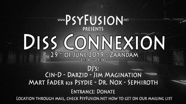 Diss connexxxion 29 Jun '19, 21:00