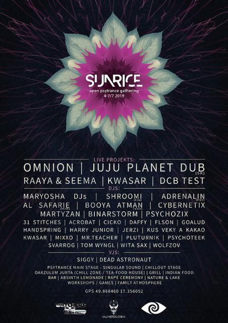 SunRice 2019 4 Jul '19, 22:00