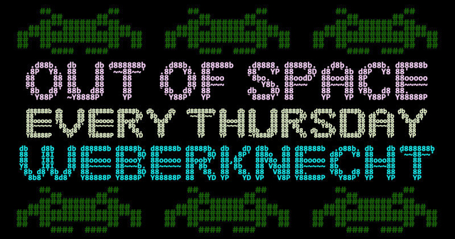 OUT of SPACE 11 Jul '19, 22:00