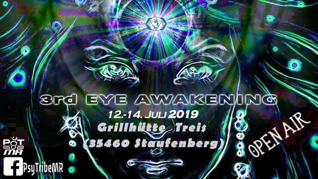 3rd Eye Awakening - Open Air 12 Jul '19, 18:00