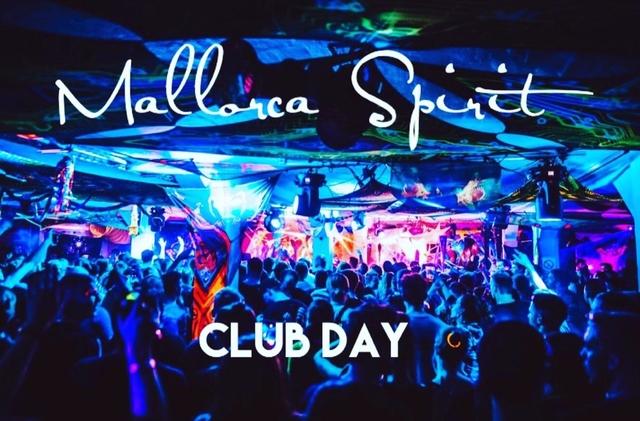 Mallorca Spirit Club Day 12 Jul '19, 22:00