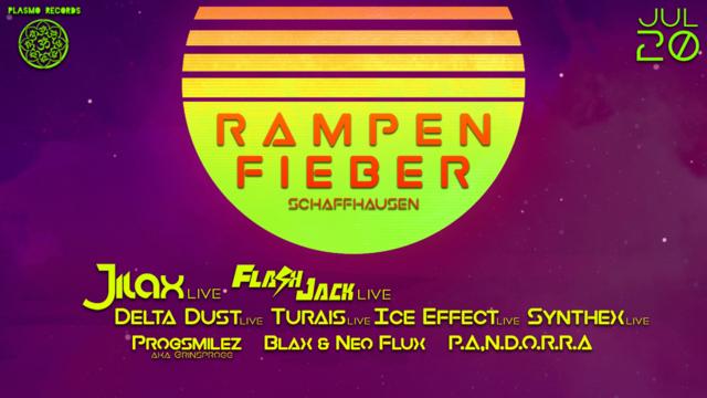 Party Flyer Rampen Fieber 20 Jul '19, 10:00