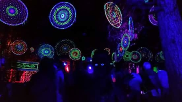 Party Flyer Goa Sound Psy Trance Vibrations OA 3 Aug '19, 16:00