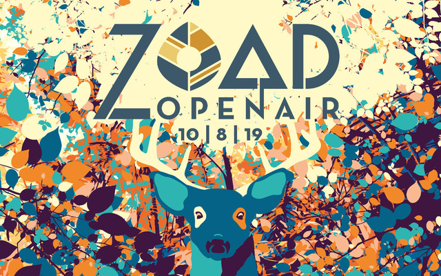Party Flyer ZOAD Openair 2019 10 Aug '19, 15:00
