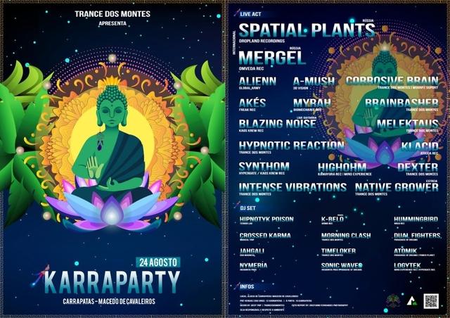 Party Flyer Karraparty 2019 24 Aug '19, 21:00