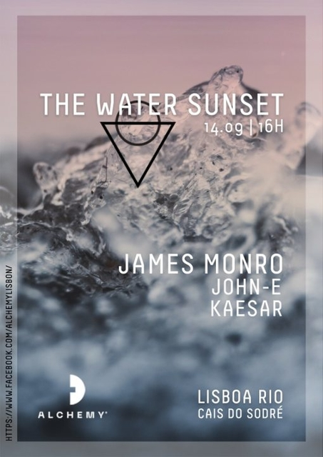 Party Flyer The water sunset 14 Sep '19, 16:00