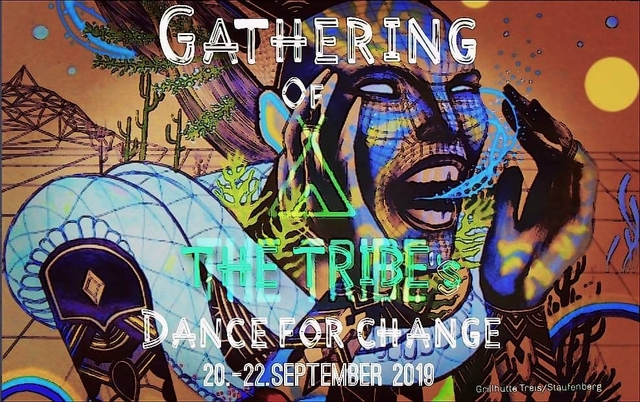 Gathering of the Tribes (Open Air) 20 Sep '19, 18:00