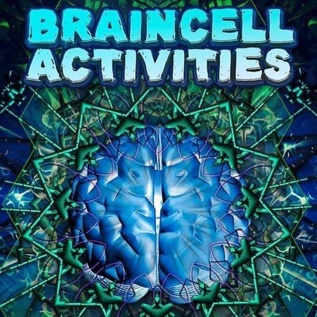 Party Flyer Braincell Activities 28 Sep '19, 21:00