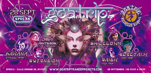 Party Flyer Goa Trip: 2019-20 Ignition 28 Sep '19, 23:30