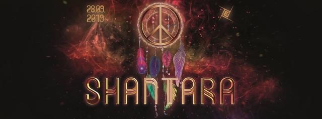 Party Flyer ૐ Shantara ૐ 28 Sep '19, 23:00