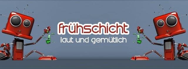 Party Flyer Frühschicht - laut & gemütlich 29 Sep '19, 08:00