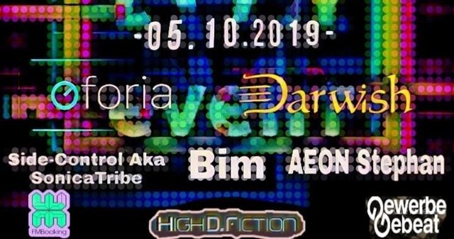 Party Flyer Special B-day event , 29 Jahre Grube 5 Oct '19, 22:00