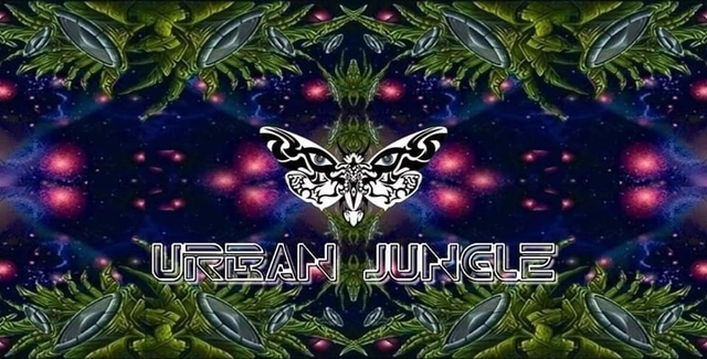 Party Flyer Urban Jungle - Free & Open air 5 Oct '19, 22:00