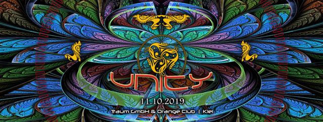 Party Flyer Unity 10 11 Oct '19, 23:00