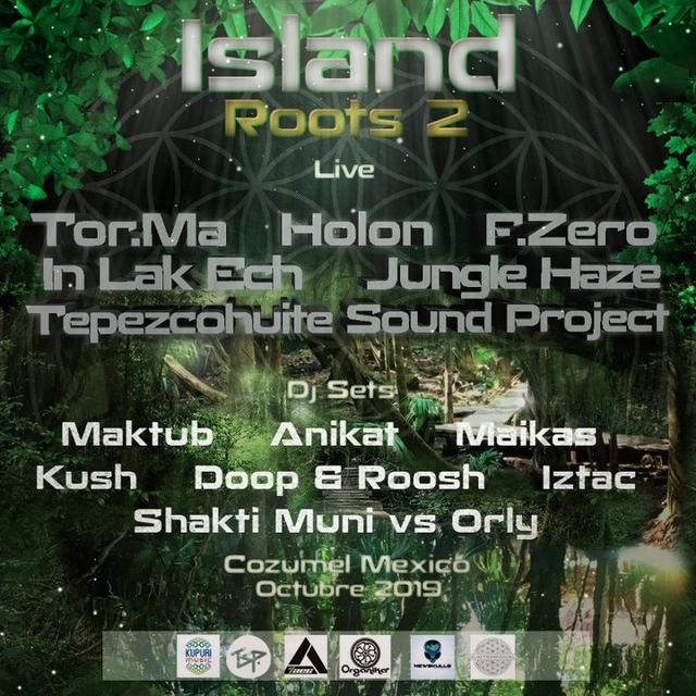 Party Flyer Island ROOTS 2 12 Oct '19, 22:00