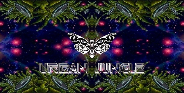 Party Flyer Urban Jungle Round 2 - Free & Open air 26 Oct '19, 23:00