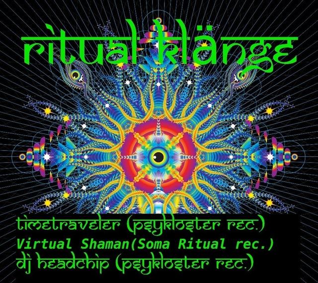 Party Flyer Ritual Klänge 8 Nov '19, 23:00