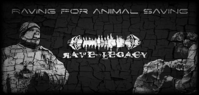 Party Flyer Raving for Animal Saving 30 Nov '19, 23:00