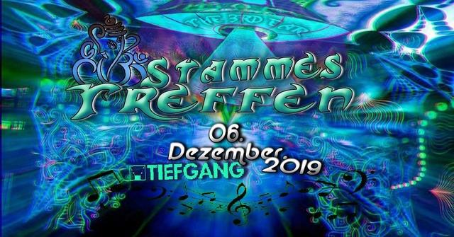 Party Flyer Stammes Treffen 6 Dec '19, 23:00