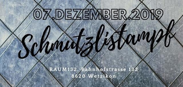 Party Flyer Schmutzlistampf 7 Dec '19, 23:00