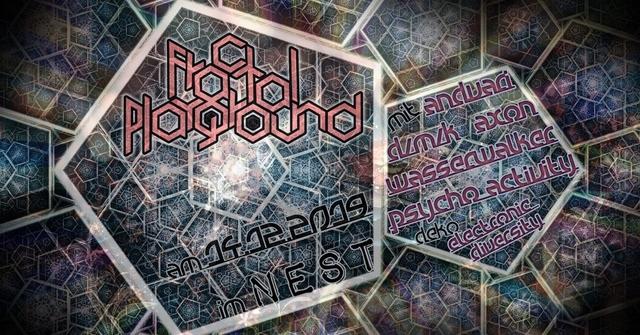 Fractal Playground 14 Dec '19, 22:00
