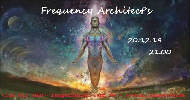 Party Flyer Frequncey Architect`s 20 Dec '19, 21:00